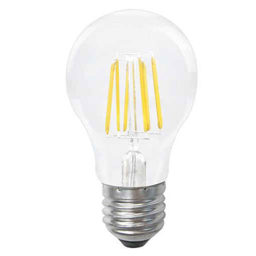 HomeSYS Home Automation | LED Dimmable Filament A60 Bulb